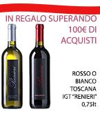 Promozione su vini
