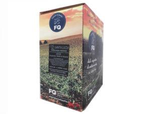 Santa Lucia- Bag in box 5 litri Rosso