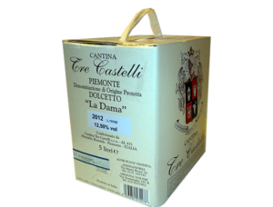 Vendita online bag in box tre castelli