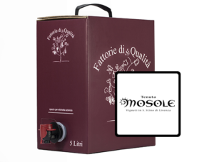 Bag in box Mosole