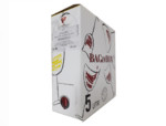 BAG IN BOX ROSSO PRIMITIVO SALENTO IGT 13,5% – 5 LITRI