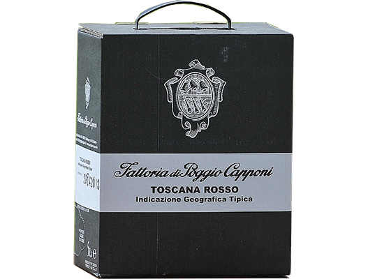 vendita vino in bag in box poggio capponi