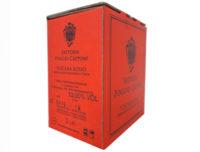 vino in bag in box Poggio capponi rosso 5 lt Toscani