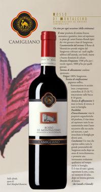 ROSSO di Montalcino DOC – 0,75 litri (Copy)