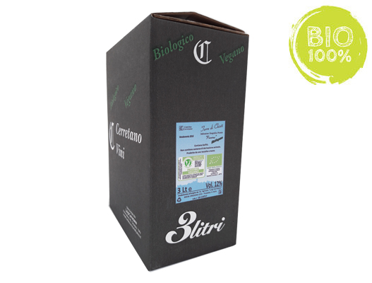 BAG IN BOX BIANCO PECORINO I.G.P TERRE DI CHIETI