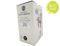 BAG IN BOX BIANCO PECORINO MARCHE IGT BIOLOGICO 13,5% – 5 LITRI contiene solfiti
