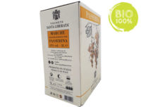 BAG-IN-BOX WHITE WINE PASSERINA IGT MARCHE 2018 12% – 5 LITRES <br>contains sulfites