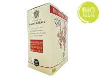 BAG IN BOX ROSSO PICENO DOC BIOLOGICO 13,5% – 5 LITRI contiene solfiti