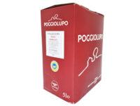 BAG IN BOX ROSSO UMBRIA IGP 13% – 5 LITRI contiene solfiti