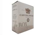 Vino rosso piemonte uve barbera-bag in box