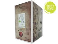 BAG IN BOX BIANCO BIOLOGICO PINOT BIANCO IGP RUBICONE 13% – 5 LITRI contiene solfiti