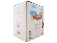 BAG IN BOX RED WINE TERRE SICILIANE IGT 12% – 5 LITRES contains sulfites