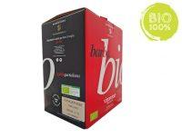 BAG IN BOX ROSSO TOSCANO BIOLOGICO 13% – 5 LITRI contiene solfiti